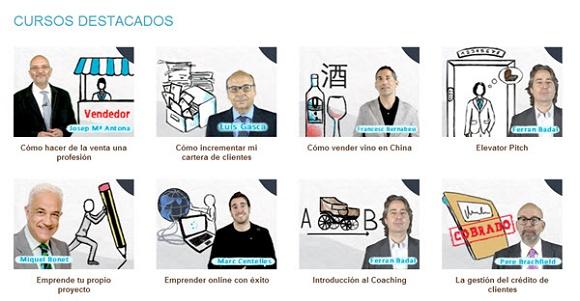 Bmooc Barcelona School, plataforma online y gratuita de formación empresarial